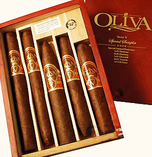 "Oliva Serie ""V"" Special Sampler"