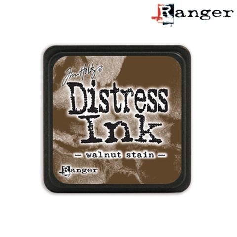 Подушечка Distress Ink Ranger - walnut stain