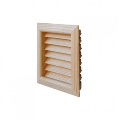 Деревянная решетка First LGES160Q дуб 160х160