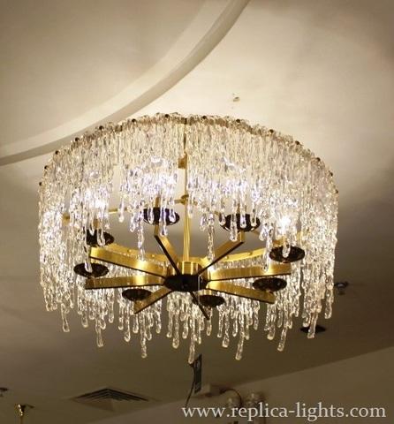 murano chandelier  ARTE DI MURANO 11-45 by Arlecchino Arts ( HK)