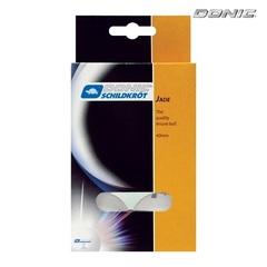 Мячики для настольного тенниса DONIC JADE, 6 шт, белый
