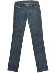 5597 джинсы женские, синие