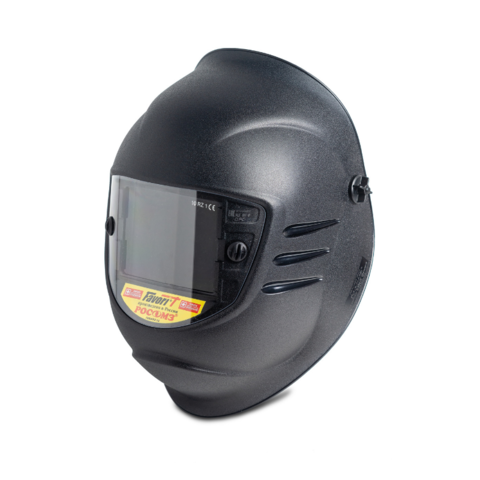 Защитный лицевой щиток сварщика с креплением на каске РОСОМЗ КН SUPER PREMIER FavoriT (11) 05665