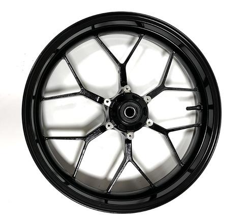 Передний колёсный диск Arashi для Honda CBR 600 RR 2013-2016 черный