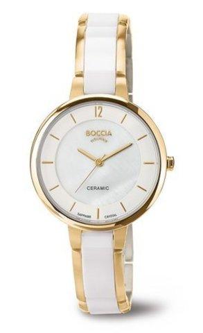 Купить Женские наручные часы Boccia Titanium 3236-02 по доступной цене