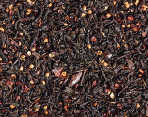 Черный чай Темный шоколад
