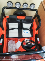 JEEP M777MM (4*4) Электромобиль детский avtoforbaby-spb