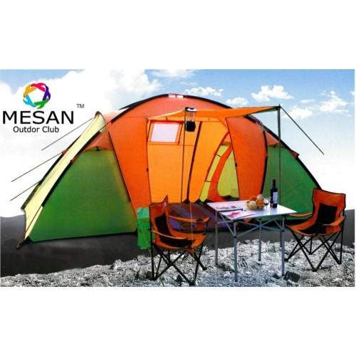 Палатка MESAN 4-х местная с тамбуром
