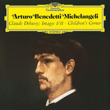 Arturo Benedetti Michelangeli / Claude Debussy: Images I & II, Children's Corner (LP)