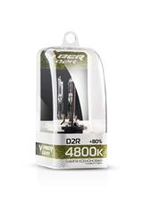 Ксеноновая лампа D2R VIPER (+80%) 4800к.