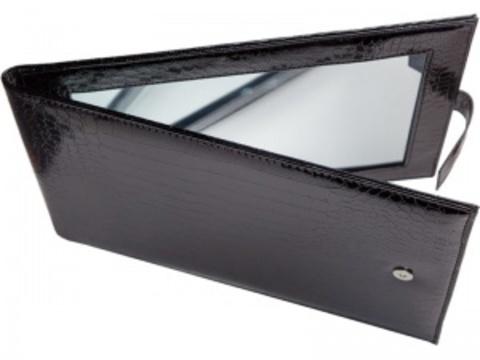 Зеркало Ставвер черное заднего вида двойное 51,5*23см