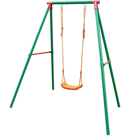 Детские уличные качели одноместные SSN-02