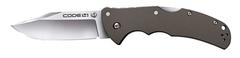 Складной нож COLD STEEL, CODE 4 CLIP, 40827