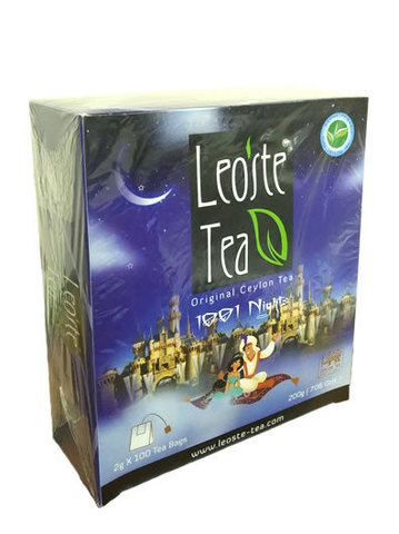 Leoste 1001 Nights Пак/дв (100х2г)