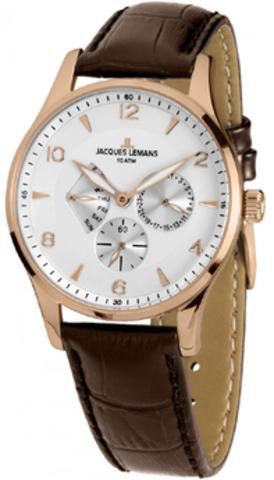 Купить Наручные часы Jacques Lemans 1-1827F по доступной цене