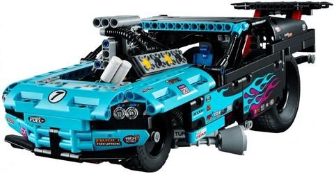 LEGO Technic: Драгстер 42050 — Drag Racer — Лего Техник