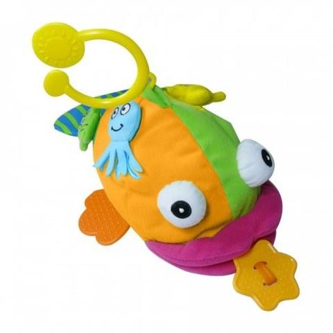 Игрушка-подвеска Biba Toys РЫБКА BS404