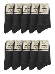 Г15-1 носки мужские,серые (10шт)