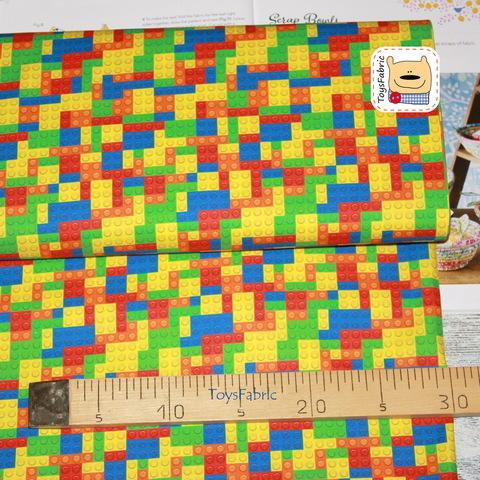 Ткань хлопок для пэчворка 20819 (45х55см)