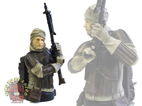 Star Wars Dengar Mini-Bust