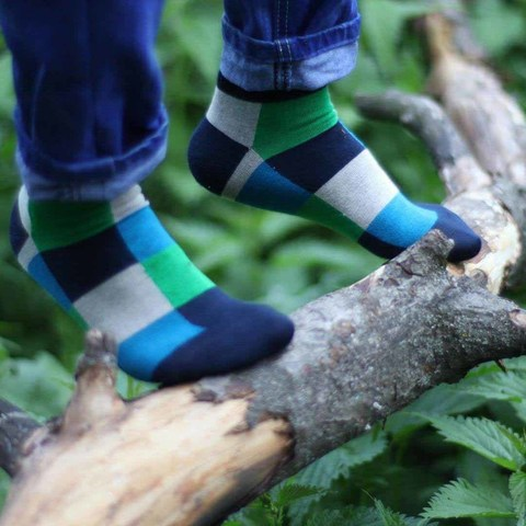 Короткие носки Marrey Chester
