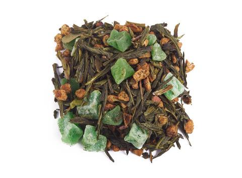 Чай зеленый ароматизированный
