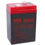 Аккумулятор MNB MS4,5-6 ( 6V 4,5Ah / 6В 4,5Ач ) - фотография