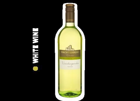 Белые немецкие  вина