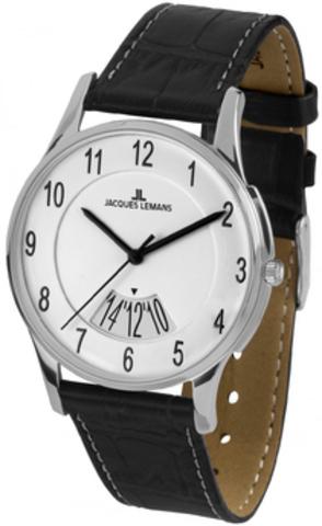 Купить Наручные часы Jacques Lemans 1-1746B по доступной цене