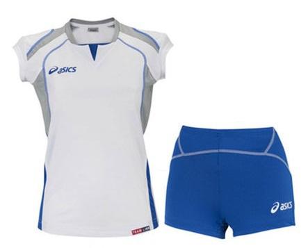 Форма волейбольная ASICS SET OLYMPIC LADY (T211Z1 0143) фото