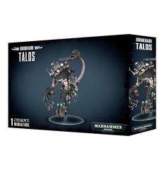 Talos Pain Engine