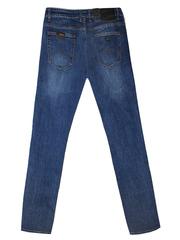 L-SA8013 джинсы мужские, синие