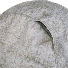 Кепка с защитой шеи от солнца Buff Zinc Silver Grey