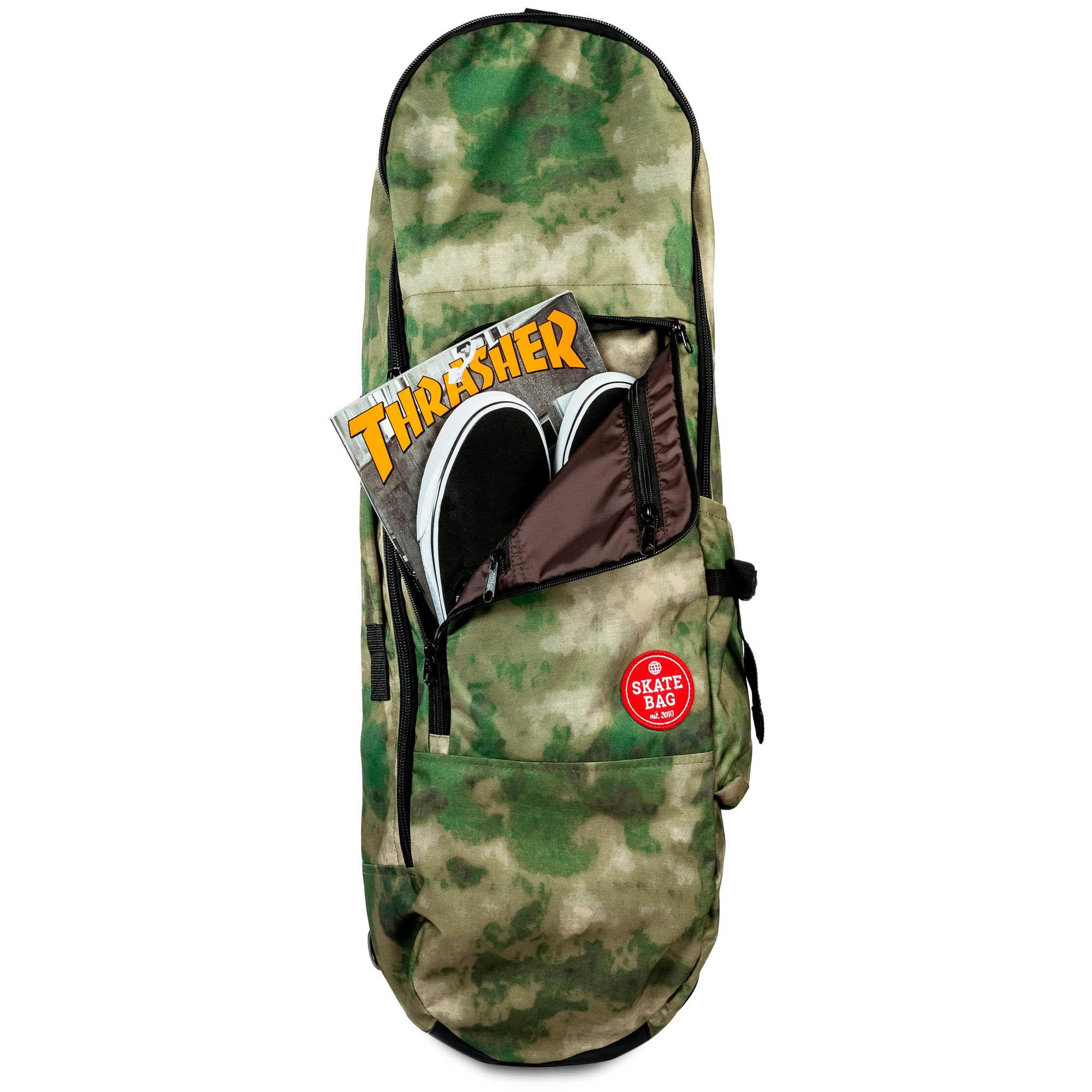 Чехол для скейтборда SKATE BAG Trip (Camo)