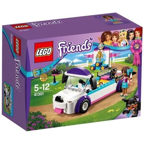 LEGO Friends: Выставка щенков: Награждение 41301 — Puppy Parade