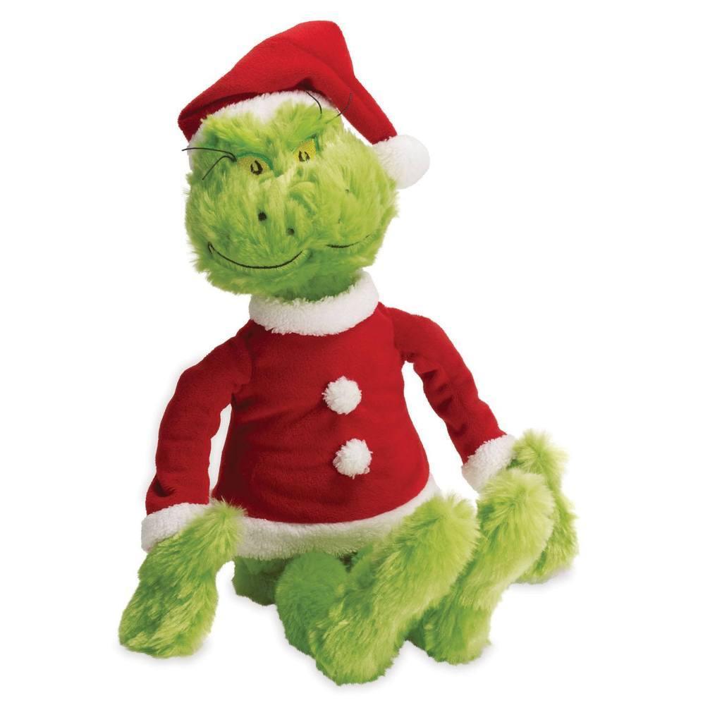 Как Гринч украл Рождество игрушка Гринч Санта