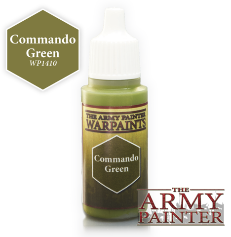 Commando Green