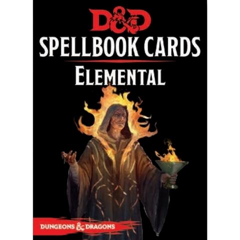 Книга заклинаний Элементалей 2017 (Spellbook Cards: Elemental 2017)