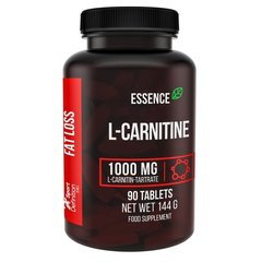 SD Essence L-carnitine (90 tabl.)