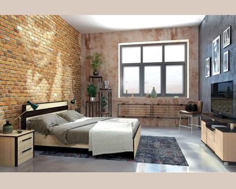 Спальня модульная ЛИРИКА-6