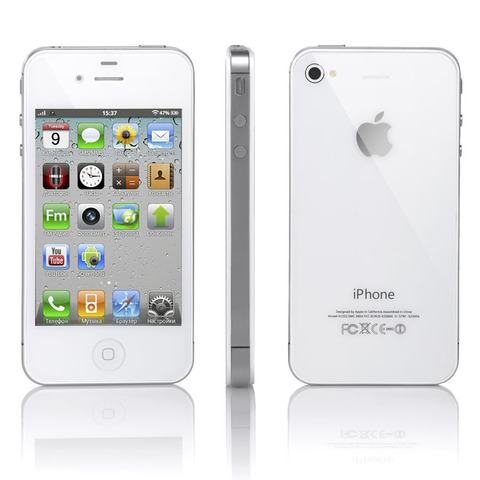 Apple iPhone 4S White 32GB