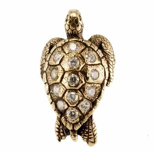 Миниатюры Черепаха морская кулон RH_00247-2-min.jpg