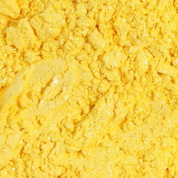 Перламутр для мыла Лимон