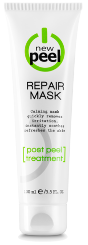 Маска-репарант / NEW PEEL Repair Mask, 100 ml