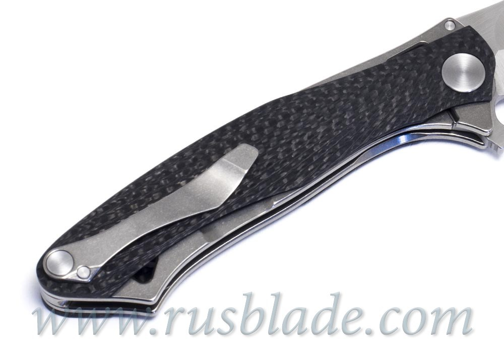 CKF Trekoza Carbon Fiber Customizing Knife Limited