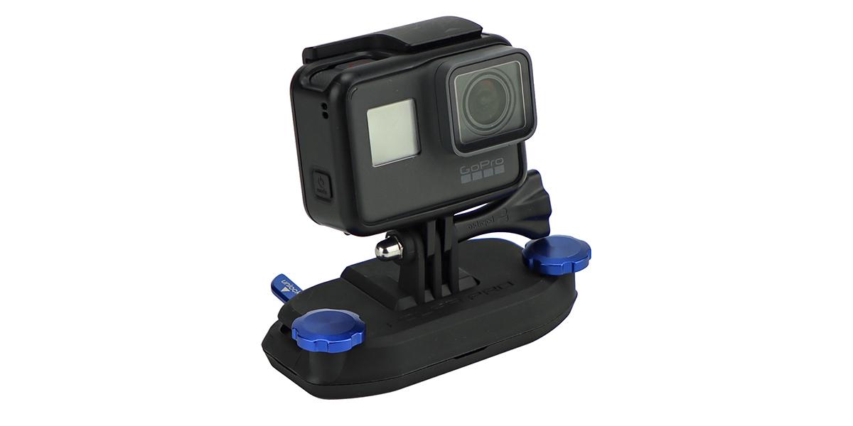 Крепление на стропы PolarPro Strap Mount с камерой спереди