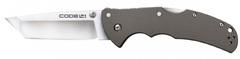 Складной нож COLD STEEL, CODE 4 TANTO, 40826