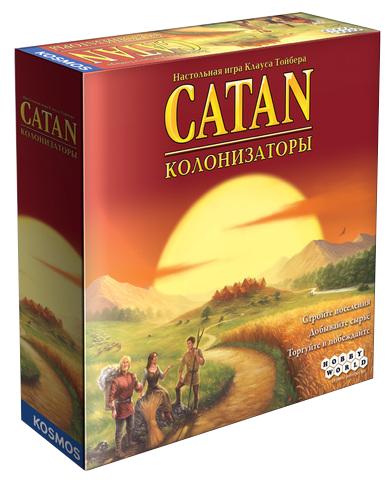Колонизаторы (Catan)