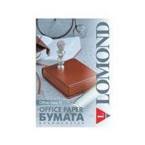 Офисная белая бумага Lomond, A3, класс C, 80 г/м2, 500 листов (101008)