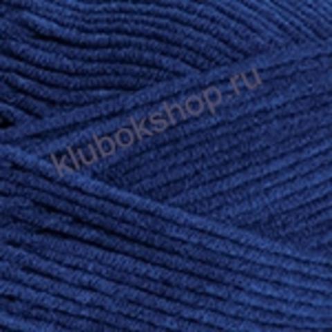 Пряжа YarnArt Jeans PLUS 54 темно-синий